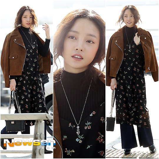 [PHOTOS] 170123 former KARA member Hara airport photos ...
