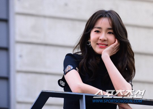 Former 2NE1 member DARA attends -One Step- press interview event