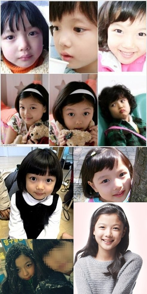 Kim Yoo Jung Transformation